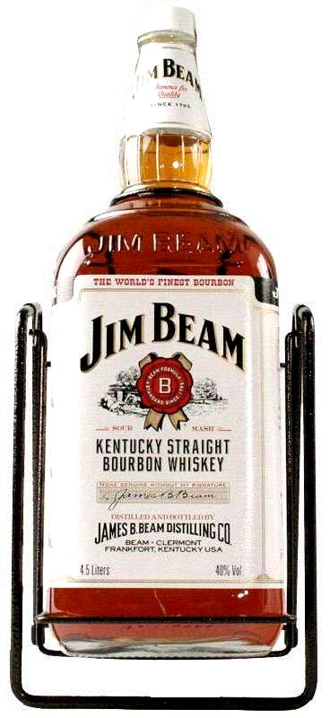 Jim Beam bourbon 3l 40% kolébka