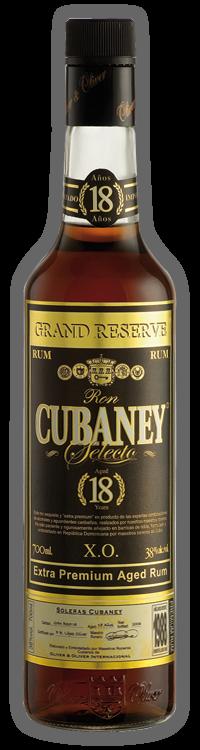 Cubaney Selecto 18y 0,7l 38%