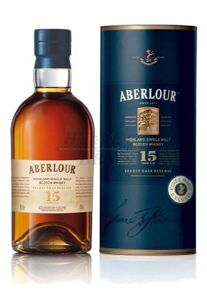 Aberlour 15y 1l 40%