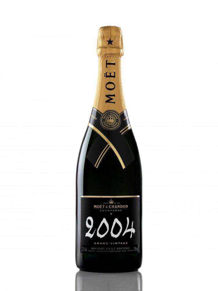 Moët & Chandon Grand Vintage 2004 0,75l 12,5%