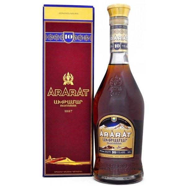Brandy Ararat 10YO 40% 0,7l
