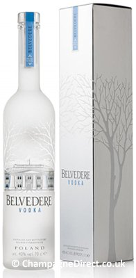 vodka Belvedere Pure 40% 0,7l GB