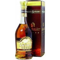 Brandy Ararat 5YO 0,7l