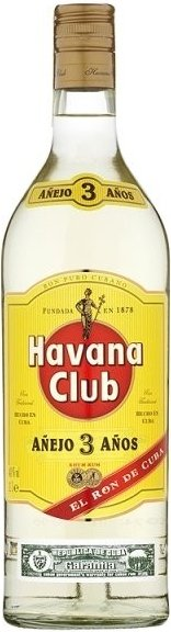 Havana Club 3 yo 1 l