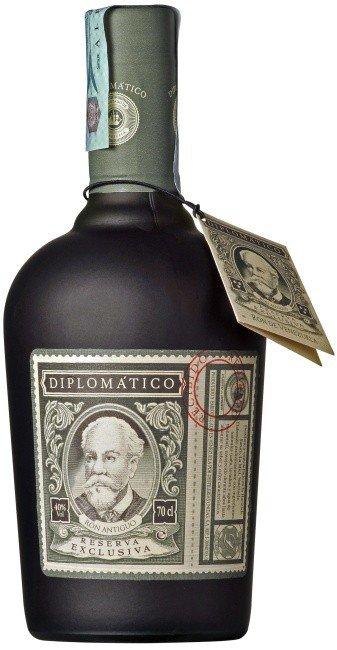 Diplomatico Reserva Exclusiva 12 yo 0,7 l
