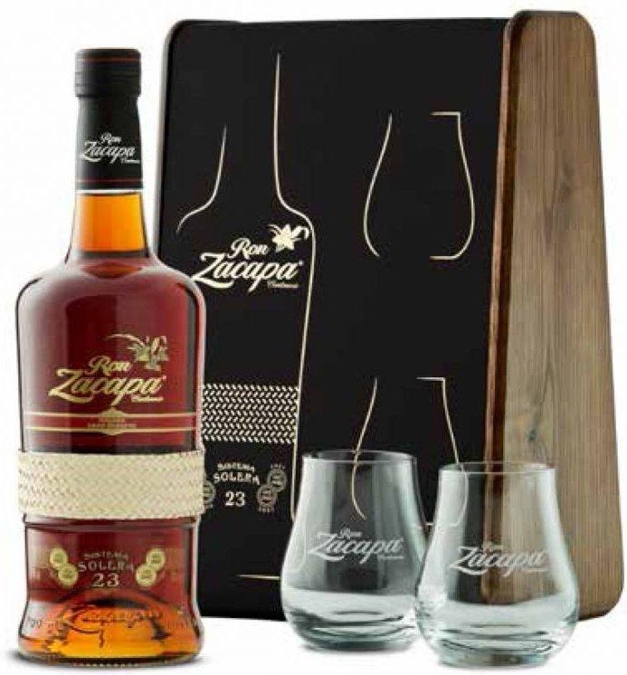 Rum Zacapa 0,7 l Solera Centenario 23 Aňos GB