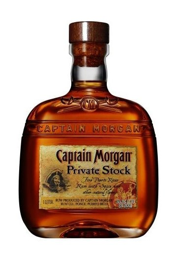 Captain Morgan Private 1 l