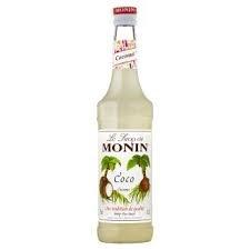 Monin Coco/Coconut - Kokosový 1l