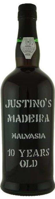 Justino´s Madeira Malvasia 10Y 0,75L