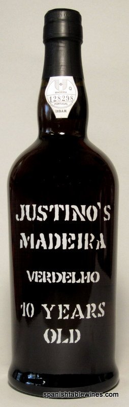 Justinos Verdelho Madeira 0,75l 19%