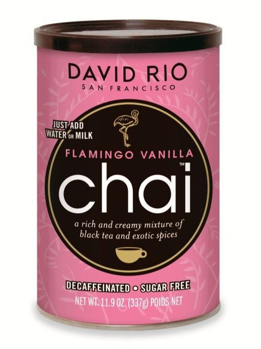 David Rio Flamingo Vanilla Chai 337gr