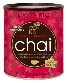 David Rio Maple Moose Chai 1816g
