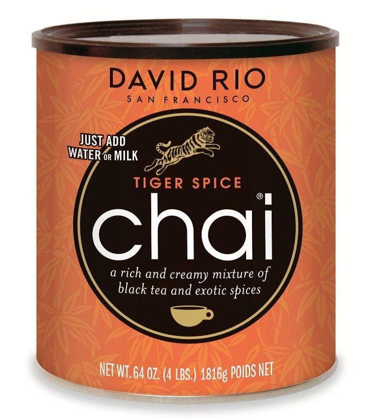 David Rio, Tiger Spice Chai, 1816g