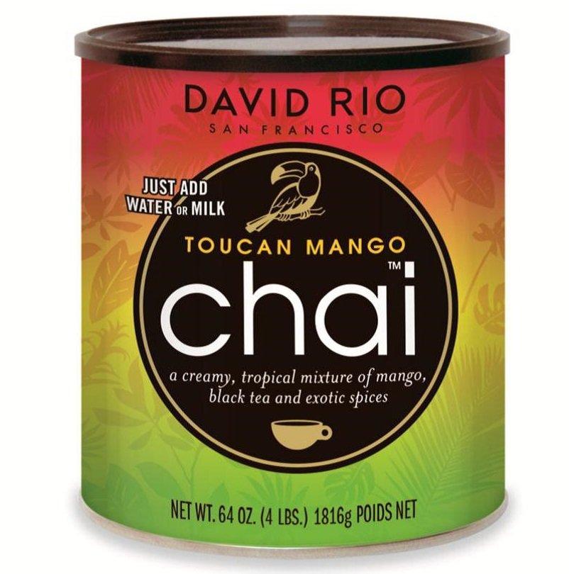 David Rio Toucan Mango Chai 1816g
