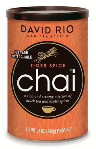 David Rio, Tiger Spice Chai, 389g