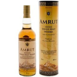 Amrut Indian Single Malt 0,7l 46%