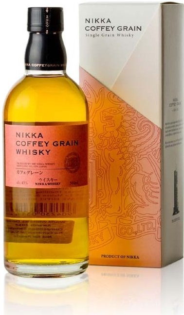 Nikka Coffey Grain 0,7 l