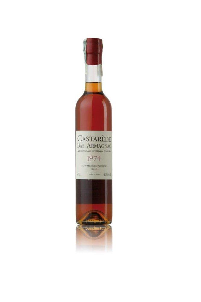 Armagnac Castaréde 0,7l 40% 1974