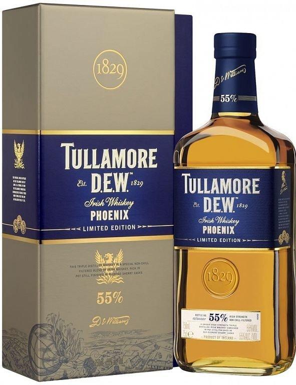 Tullamore Dew Phoenix 0,7 l 55%