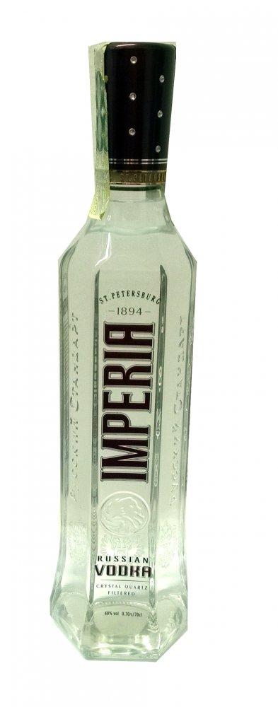 Vodka Russian Standard Imperia 1l 40% LE Swarovski