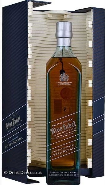 Johnnie Walker Blue Label Dunhill Edition 0,7 l