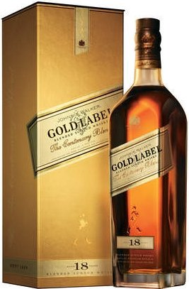 Johnnie Walker Gold 1l