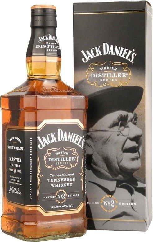Jack Daniels Master Distiller No.2 0,7l