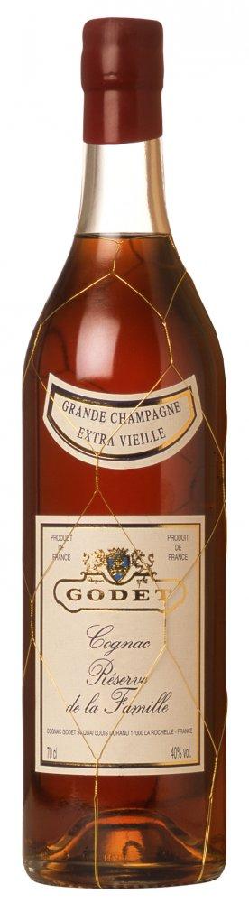 Godet Reserve de la Famille Grand Champagne 40yo 0,7l 40%
