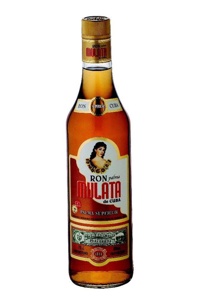 Ron Palma mulata superior 0,7l 38%