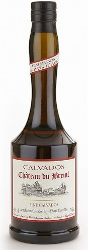 CALVADOS CHATEAU DU BREUIL FINE 0,7 l