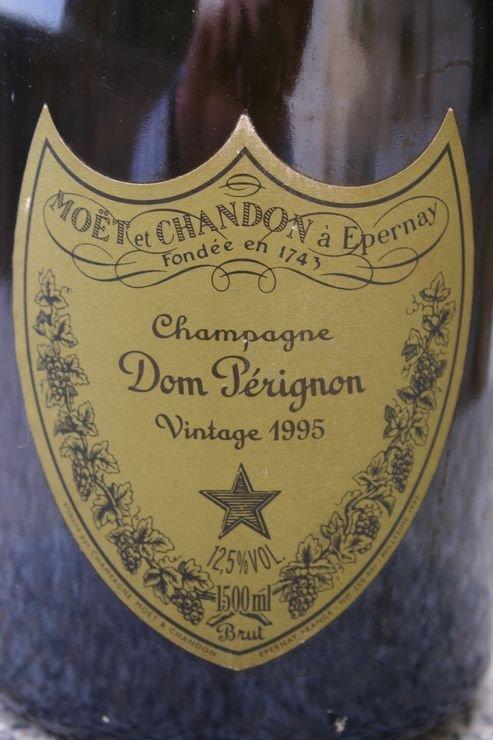 Dom Perignon Blanc Vintage 1995 0,75l 12%