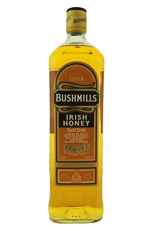 Bushmills Irish Honey 1 l