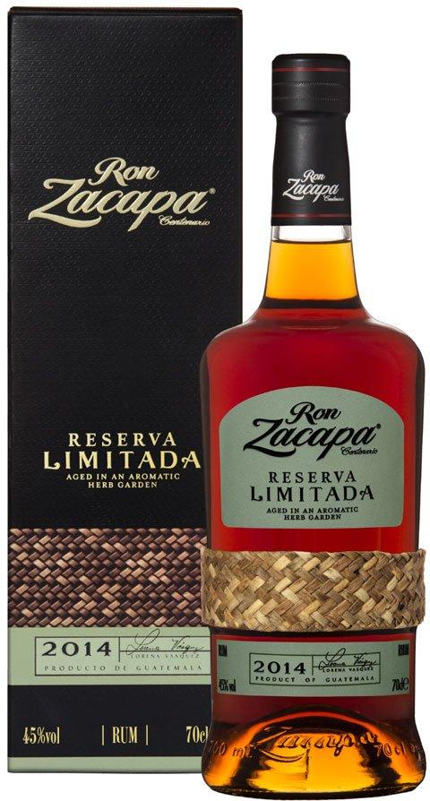 Ron Zacapa Reserva Limitada 2014 45% 0,7l