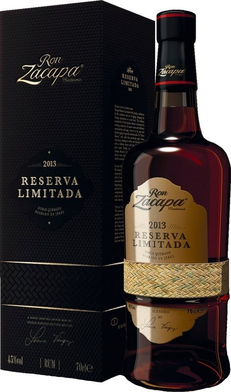 Ron Zacapa Reserva Limitada 2013 45% 0,7l