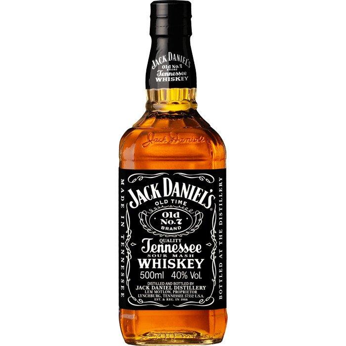 Jack Daniels 0,5l 40%