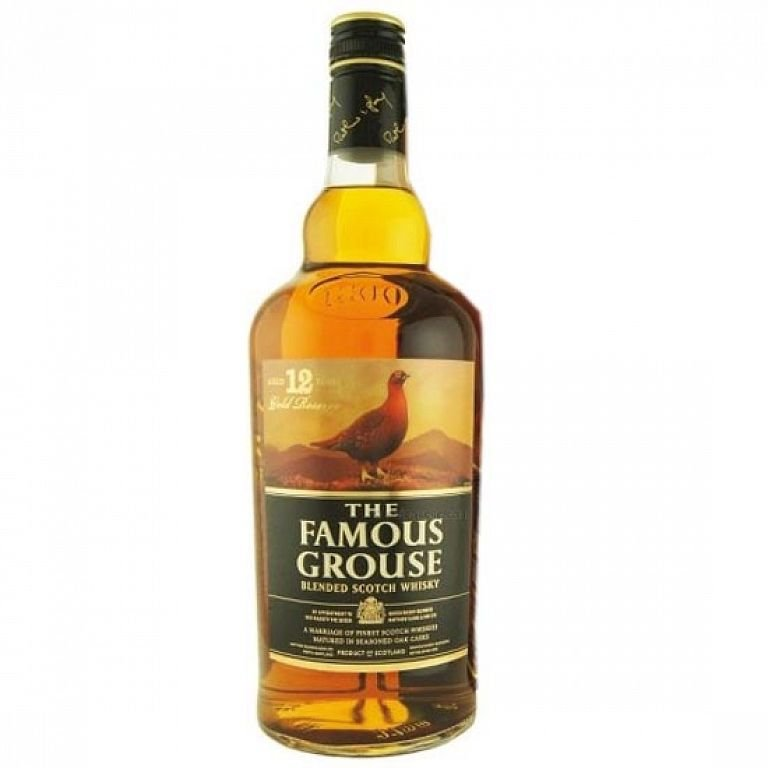 Famous Grouse Gold Reserve 12yo 1l