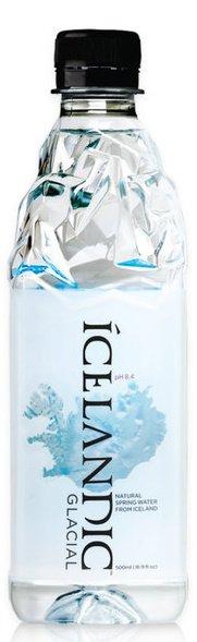 Icelandic Glacial Voda Neperlivá 0,5l PET
