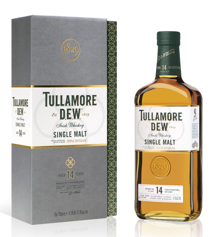 Tullamore Dew 14y 0,7l 41.3% GB