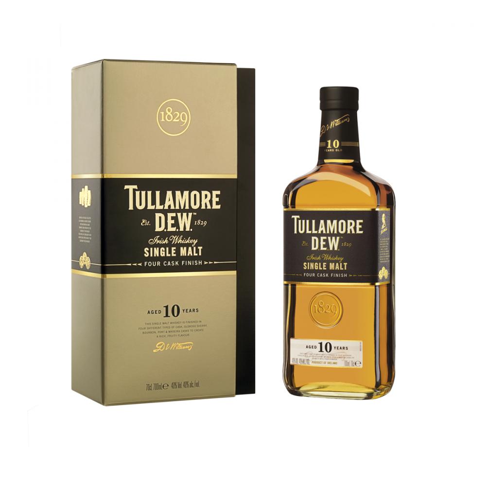 Tullamore Dew Single Malt 10y 0,7l 40%