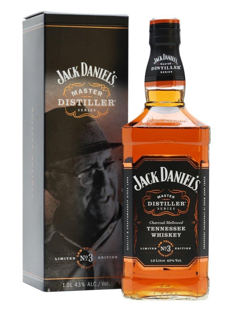 Jack Daniel´s Master Distiller No.3 43% 0,7 l