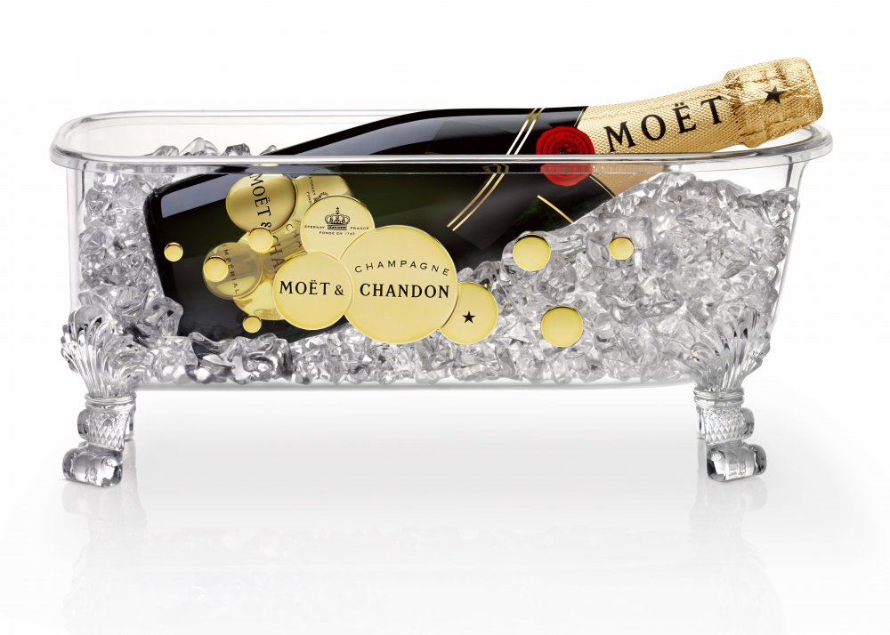 Moët & Chandon Brut Impérial So Bubbly Bath