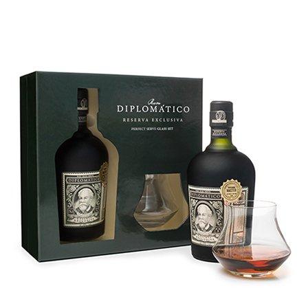 Rum Diplomático Reserva Exlusive 2GL Pack 2014 0,7l