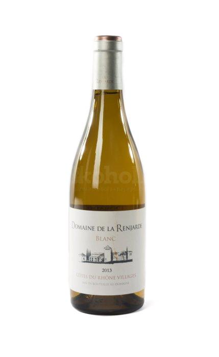 Domaine de la Renjarde, Côtes Du Rhône Village Blanc 2013 12%