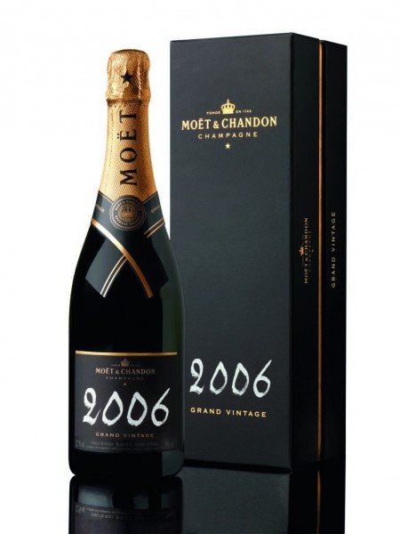 Moët & Chandon Grand Vintage 2006 0,75l 12,5% GB