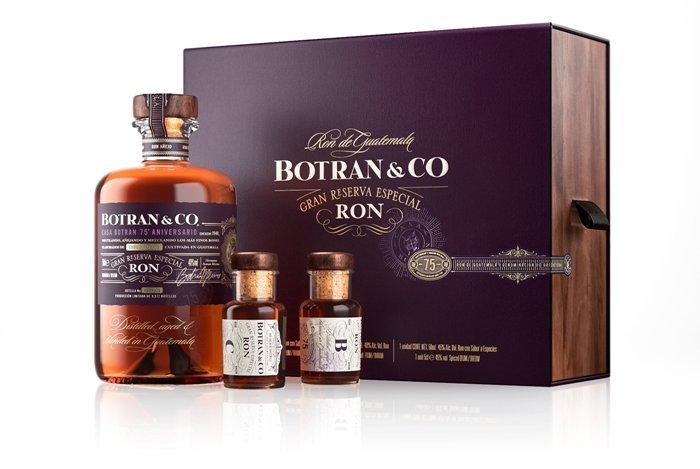 Rum Botran 75 Aniversario 0,5l 40%