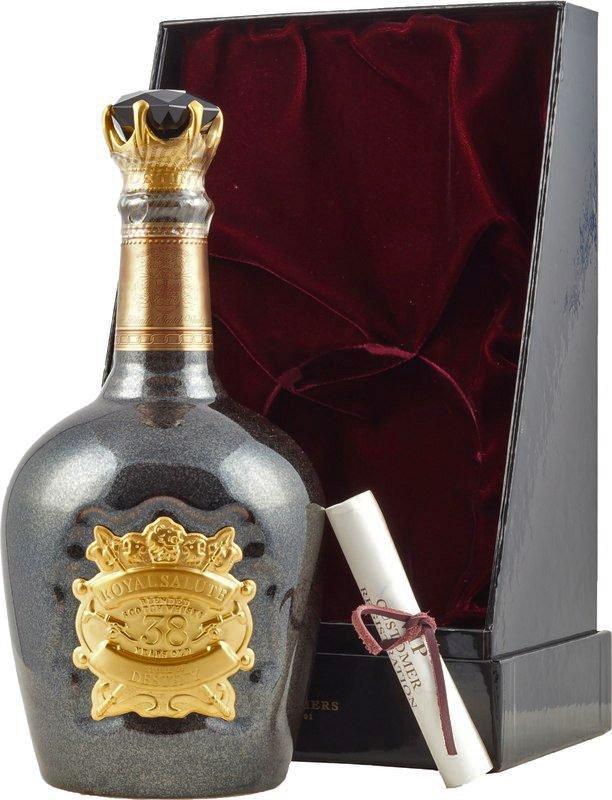 Chivas Regal Royal Salute 38y 0,5l 40%