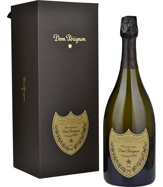 Dom Perignon Blanc 2006 in Giftbox 0,75 l