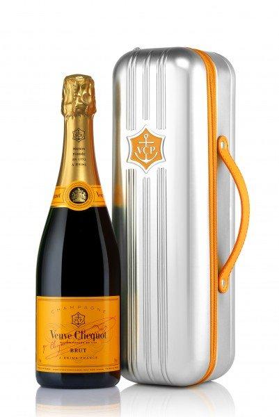 Veuve Clicquot Brut Suitcase 0,75l
