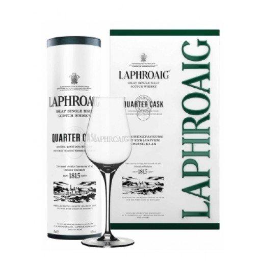 Laphroaig Quarter Cask 0,7l 48% + sklo