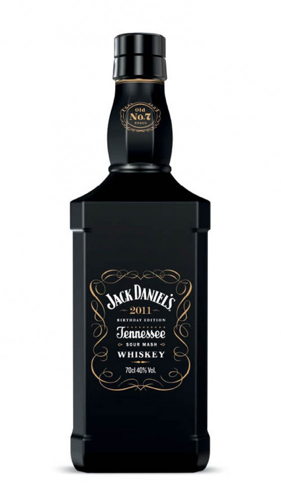 Jack Daniels Birthday Edition 0,7l